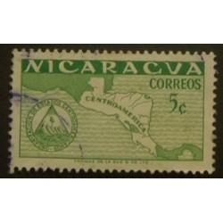 Nicaragua YT 760 Obl