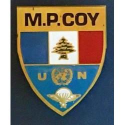 MP COY / ONU / Liban YT