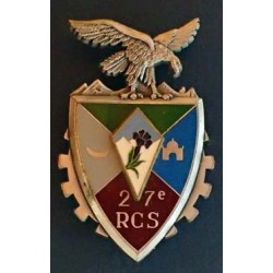 27° RCS (Regiment de...
