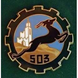 503° RT(Regiment du Train) YT
