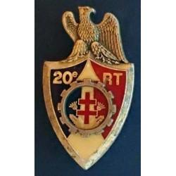 20° RT(Regiment du Train) YT