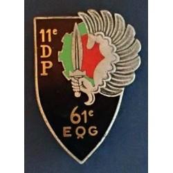 61°EQG / 11°DP ( Escadron...