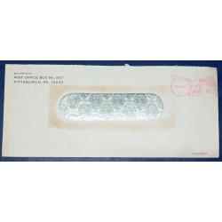 Meters Stamps Etat-Unis...