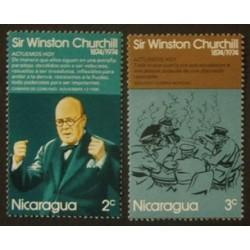 Nicaragua YT 948-949 **
