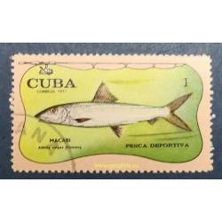 Cuba (Kuba) Mi  Obl