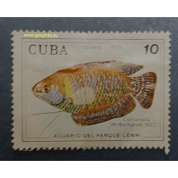 Cuba (Kuba) Mi 2306 Obl
