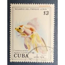 Ref 23872 Cuba Mi 2307 Obl