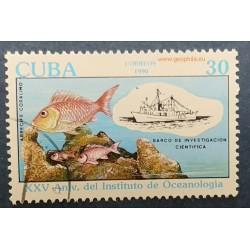 Cuba (Kuba) Mi 3391 Obl