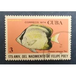 Cuba (Kuba) Mi 1970 Obl