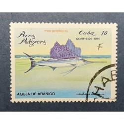 Cuba (Kuba) Mi 2536 Obl