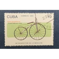 Cuba Mi  3672 Obl