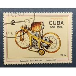 Cuba Mi  2954 Obl
