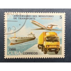 Cuba Mi  3031 Obl