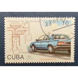 Cuba Mi 3650  Obl