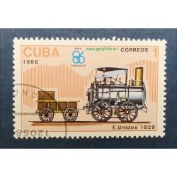 Cuba Mi  3017 Obl