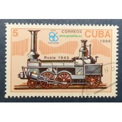 Cuba Mi  3019 Obl