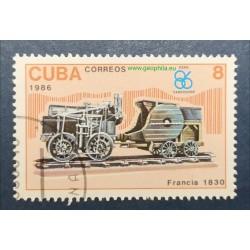 Cuba Mi  3020 Obl