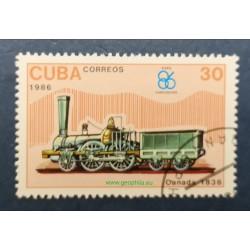 Cuba Mi  3021 Obl