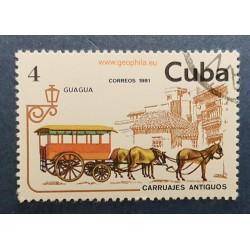 Cuba Mi  2570 Obl