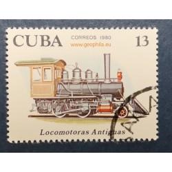 Cuba Mi  2510 Obl