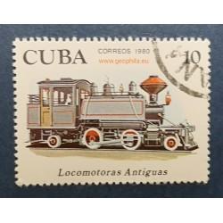 Cuba Mi  2509 Obl