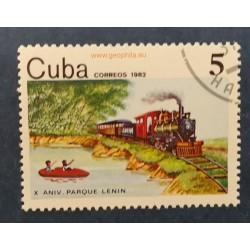 Cuba Mi  2708 Obl