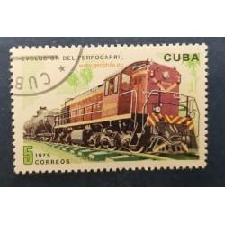 Cuba Mi  2087 Obl