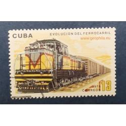 Cuba Mi  2088 Obl