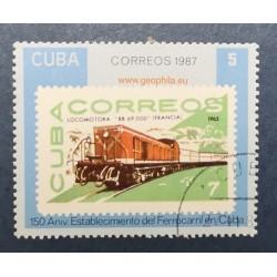 Cuba Mi  3143 Obl