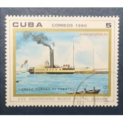 Cuba Mi  3353 Obl