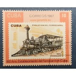 Cuba Mi  3144 Obl