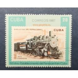 Cuba Mi  3145 Obl