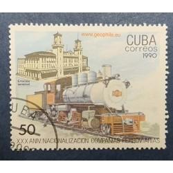 Cuba Mi  3417 Obl