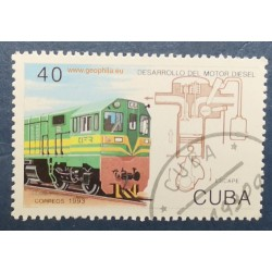 Cuba Mi  3652 Obl