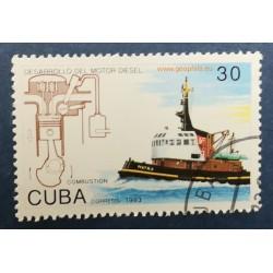 Cuba Mi 3651 Obl