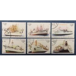 Cuba Mi 2162-2167 Obl