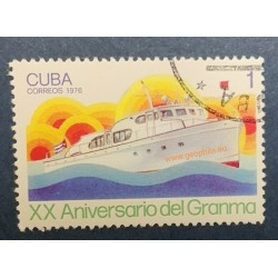 Cuba Mi 2176 Obl