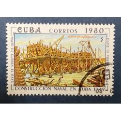 Cuba Mi 2496 Obl