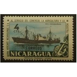 Nicaragua YT 813 **