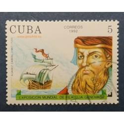 Cuba Mi 3601 Obl