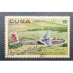 Cuba Mi 2002 Obl