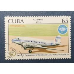 Cuba Mi 3787 Obl