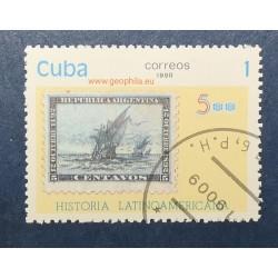 Cuba Mi 3420 Obl