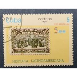 Cuba Mi 3425 Obl