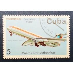 Cuba Mi 3186 Obl