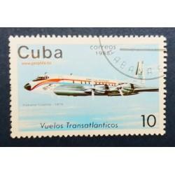Cuba Mi 3187 Obl