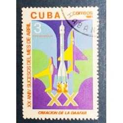 Cuba Mi 2555 Obl