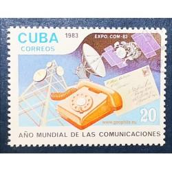 Cuba Mi 2714 Obl