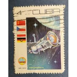 Cuba Mi 2385 Obl