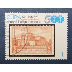 Cuba Mi 3123 Obl